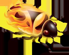 FireBugアイコン