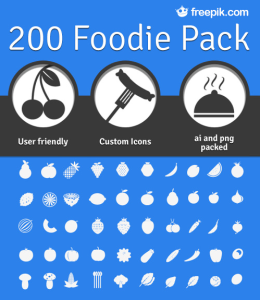 200Foodie Pack