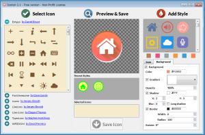 iconionトップ画面