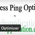 Ping送信管理プラグイン「WordPress Ping Optimizer」で送信エラーをチェック
