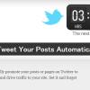 過去の投稿記事をTwitterで自動再ツイートするプラグイン・Tweetily